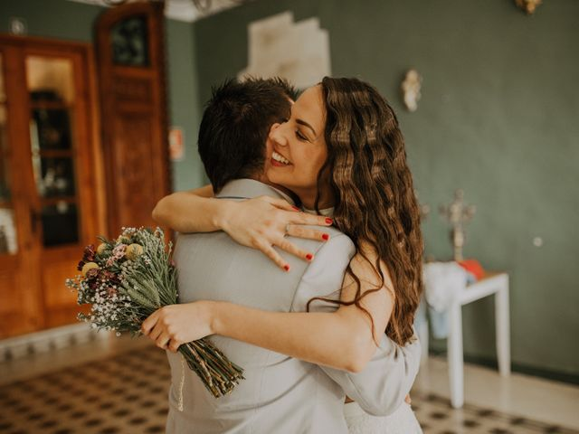 La boda de Eros y Miriam en Alella, Barcelona 27