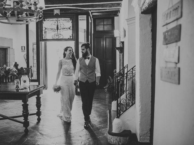 La boda de Eros y Miriam en Alella, Barcelona 32