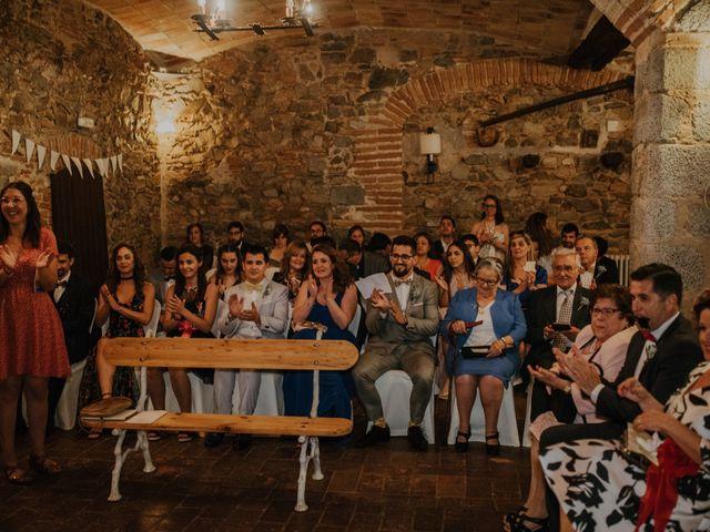 La boda de Eros y Miriam en Alella, Barcelona 33