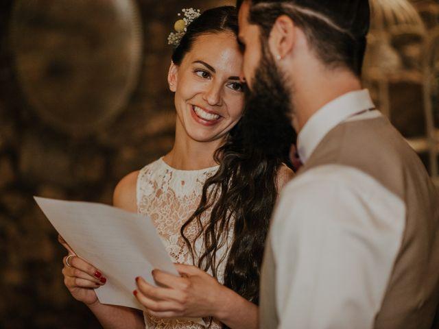 La boda de Eros y Miriam en Alella, Barcelona 35