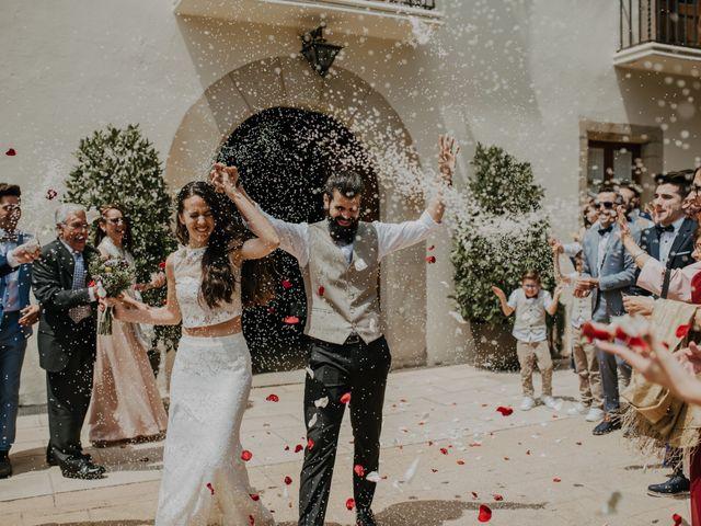 La boda de Eros y Miriam en Alella, Barcelona 37