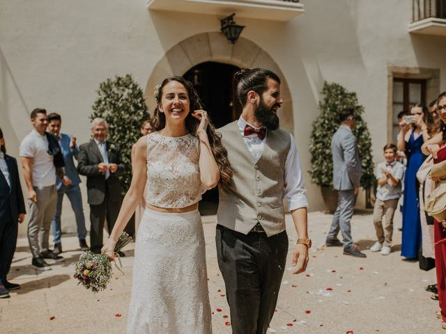 La boda de Miriam y Eros