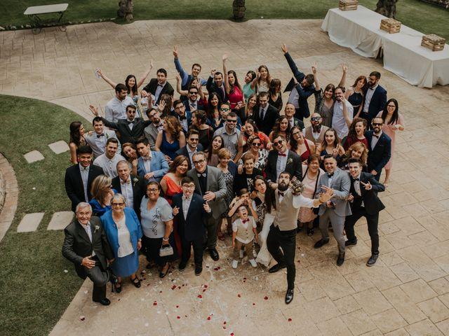 La boda de Eros y Miriam en Alella, Barcelona 39