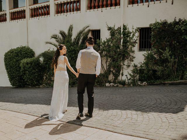 La boda de Eros y Miriam en Alella, Barcelona 40