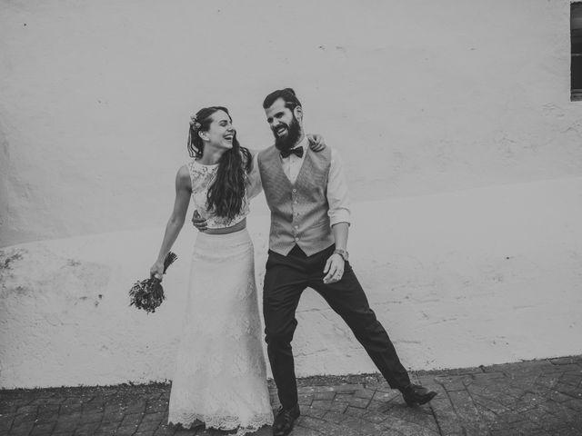 La boda de Eros y Miriam en Alella, Barcelona 42