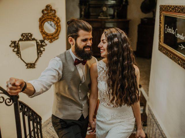 La boda de Eros y Miriam en Alella, Barcelona 45