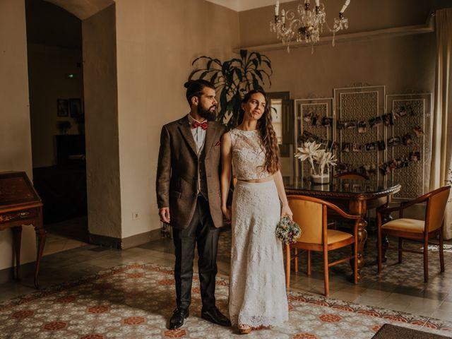 La boda de Eros y Miriam en Alella, Barcelona 46