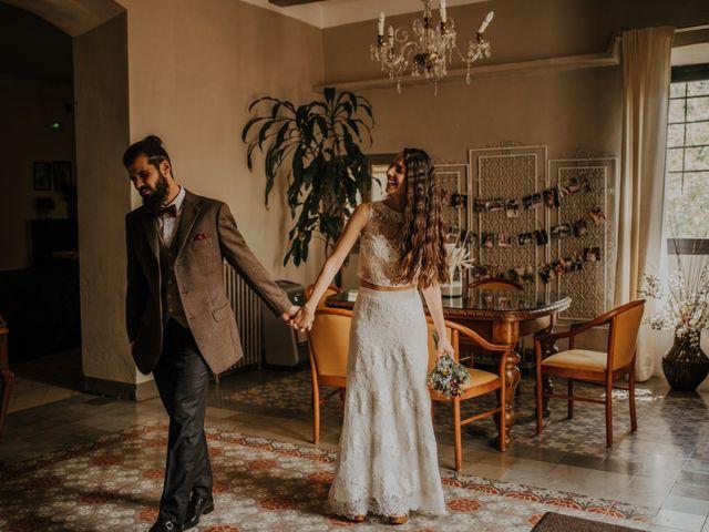 La boda de Eros y Miriam en Alella, Barcelona 47