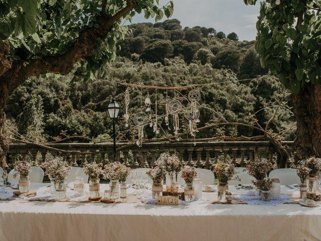 La boda de Eros y Miriam en Alella, Barcelona 48