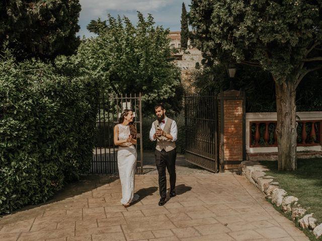 La boda de Eros y Miriam en Alella, Barcelona 49
