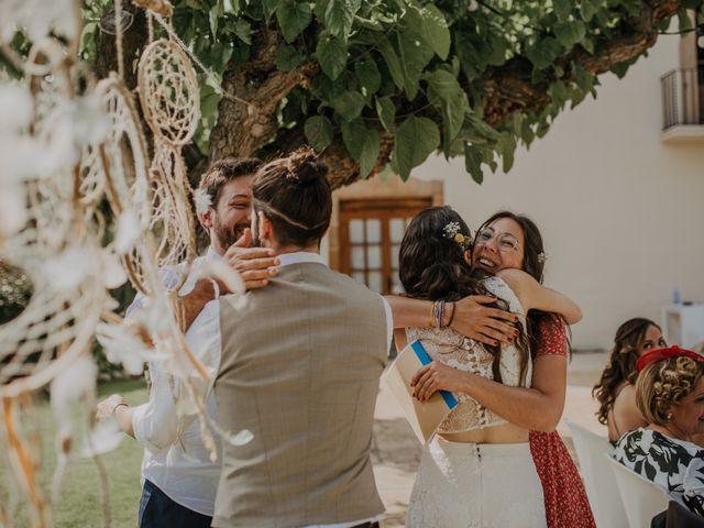 La boda de Eros y Miriam en Alella, Barcelona 50