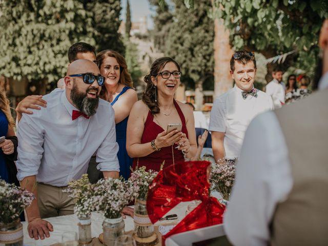 La boda de Eros y Miriam en Alella, Barcelona 52
