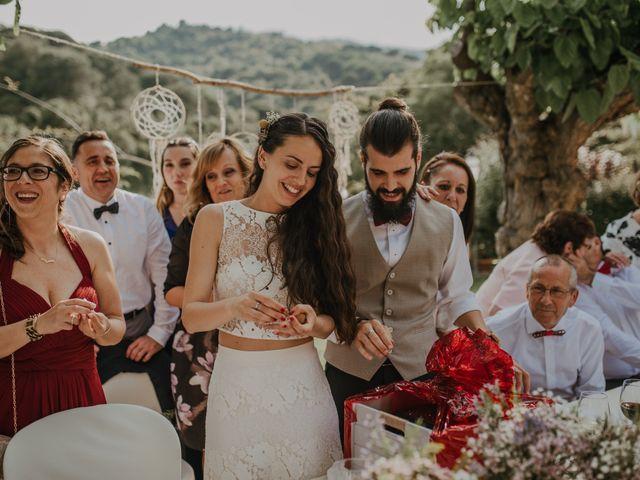 La boda de Eros y Miriam en Alella, Barcelona 53