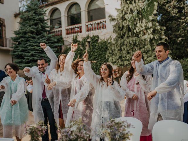 La boda de Eros y Miriam en Alella, Barcelona 54