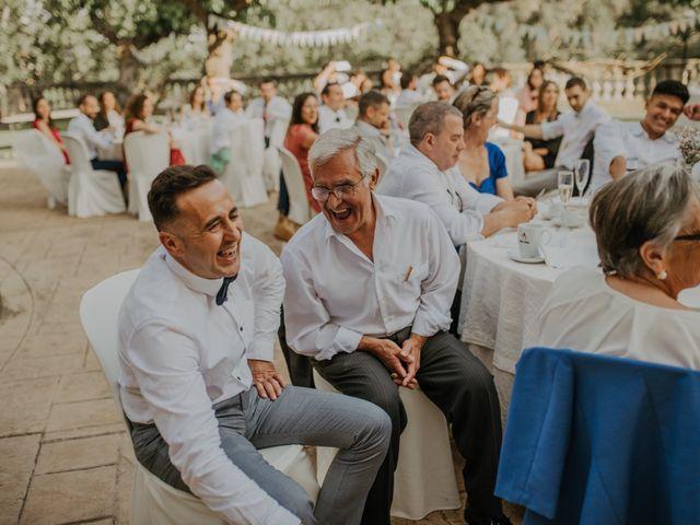 La boda de Eros y Miriam en Alella, Barcelona 55