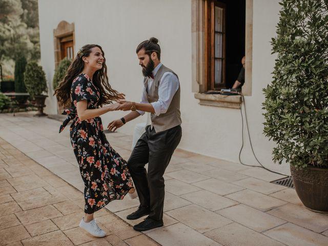 La boda de Eros y Miriam en Alella, Barcelona 58