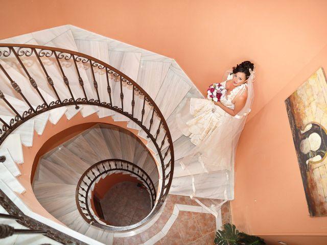 La boda de Juanma y Eloisa en El Palmar, Alicante 2