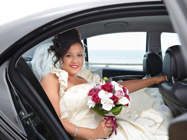 La boda de Juanma y Eloisa en El Palmar, Alicante 4