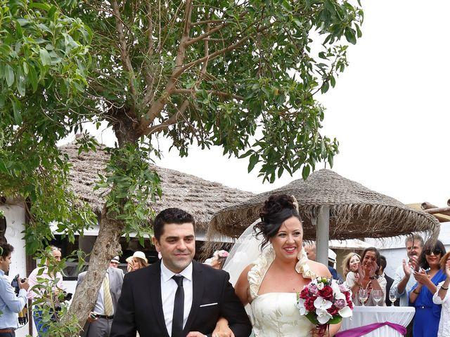 La boda de Juanma y Eloisa en El Palmar, Alicante 5