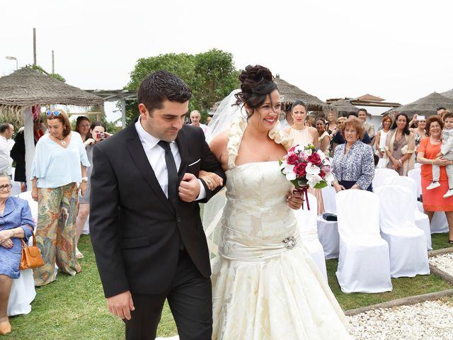 La boda de Juanma y Eloisa en El Palmar, Alicante 6