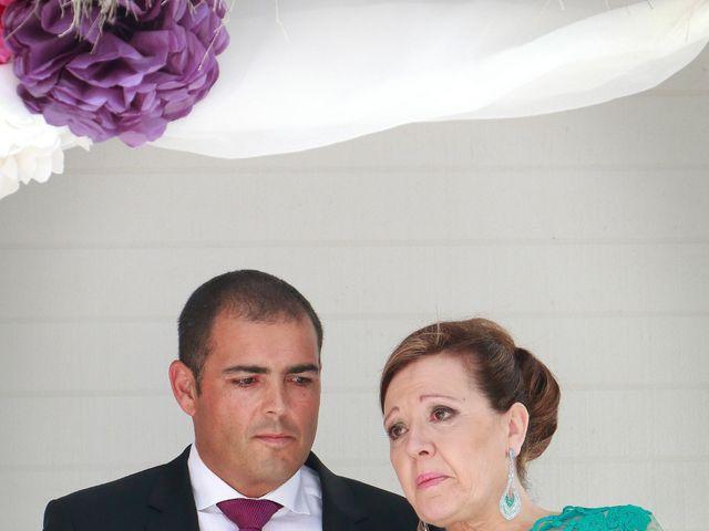 La boda de Juanma y Eloisa en El Palmar, Alicante 7