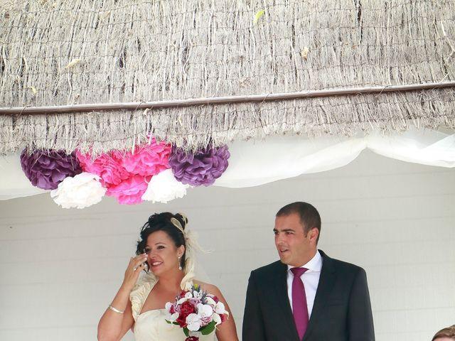 La boda de Juanma y Eloisa en El Palmar, Alicante 8