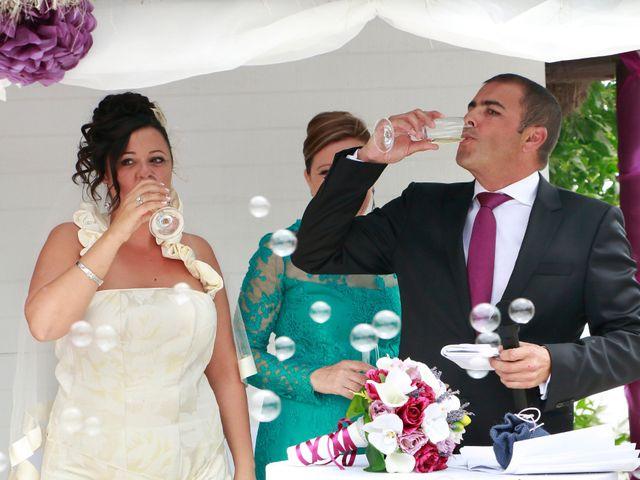La boda de Juanma y Eloisa en El Palmar, Alicante 10