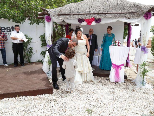 La boda de Juanma y Eloisa en El Palmar, Alicante 11