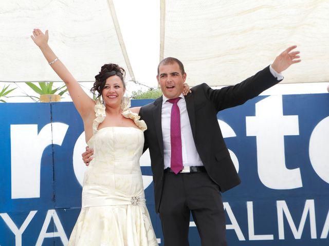La boda de Juanma y Eloisa en El Palmar, Alicante 12