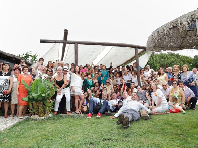 La boda de Juanma y Eloisa en El Palmar, Alicante 15