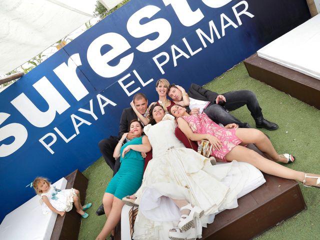 La boda de Juanma y Eloisa en El Palmar, Alicante 16