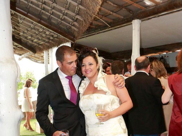 La boda de Juanma y Eloisa en El Palmar, Alicante 17