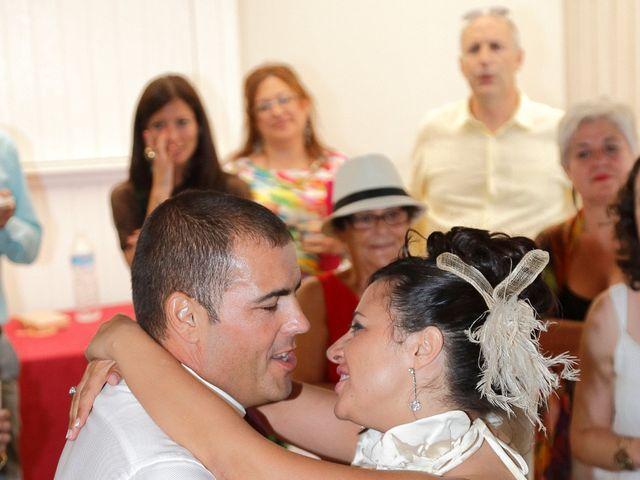 La boda de Juanma y Eloisa en El Palmar, Alicante 19