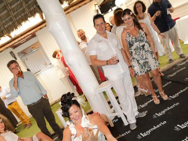 La boda de Juanma y Eloisa en El Palmar, Alicante 22