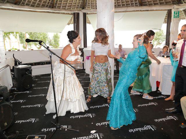 La boda de Juanma y Eloisa en El Palmar, Alicante 23