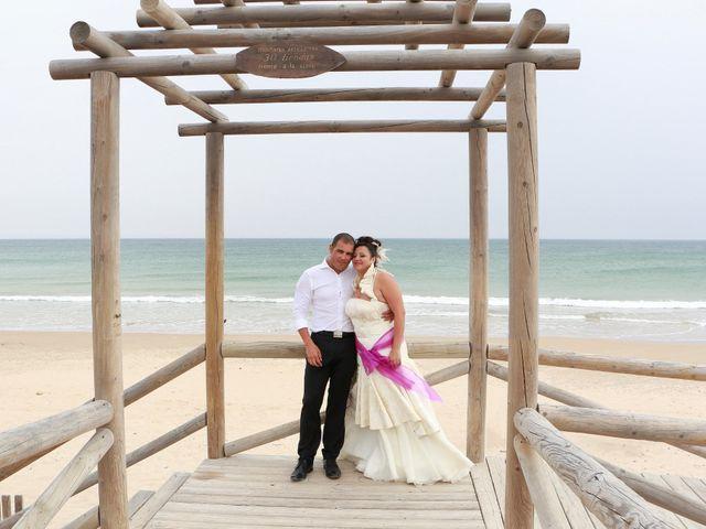 La boda de Juanma y Eloisa en El Palmar, Alicante 24