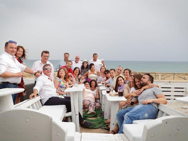 La boda de Juanma y Eloisa en El Palmar, Alicante 26