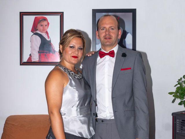 La boda de Alberto y Raquel en Muro De Alcoy, Alicante 3