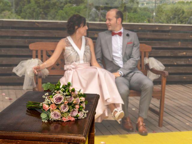 La boda de Alberto y Raquel en Muro De Alcoy, Alicante 2