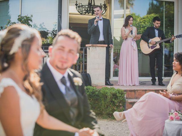 La boda de Jose y Estefania en Vila-seca, Tarragona 54
