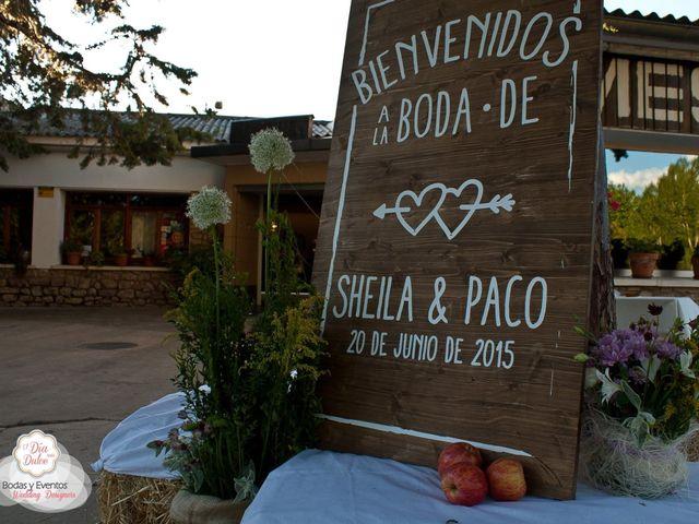 La boda de Paco y Sheila en Valera De Abajo, Cuenca 2