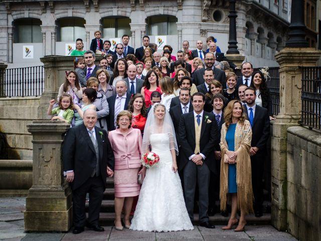 La boda de Gonzalo y Lorena en Oviedo, Asturias 35