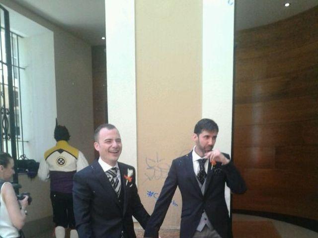 La boda de Jose y Jonathan  en Oviedo, Asturias 7