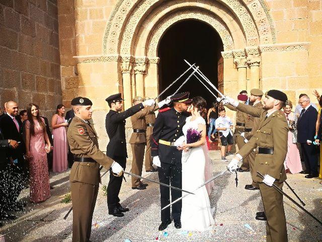 La boda de Roberto y Marina en Ávila, Ávila 1