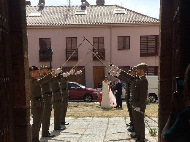 La boda de Roberto y Marina en Ávila, Ávila 3