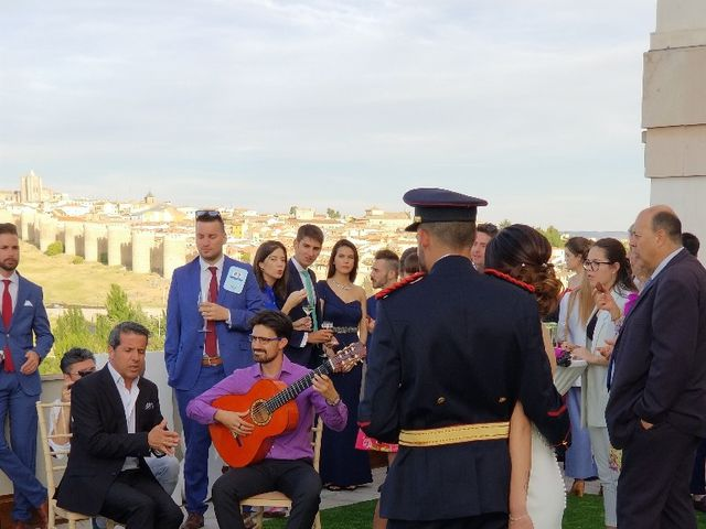 La boda de Roberto y Marina en Ávila, Ávila 4
