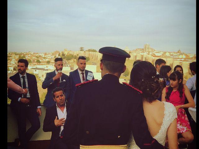 La boda de Roberto y Marina en Ávila, Ávila 5