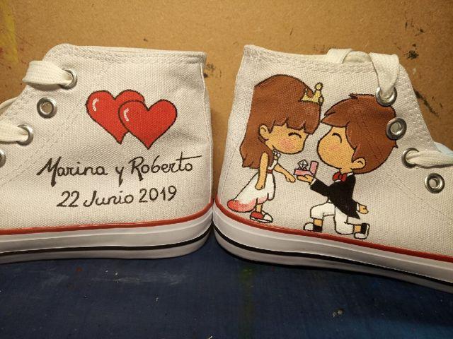 La boda de Roberto y Marina en Ávila, Ávila 2