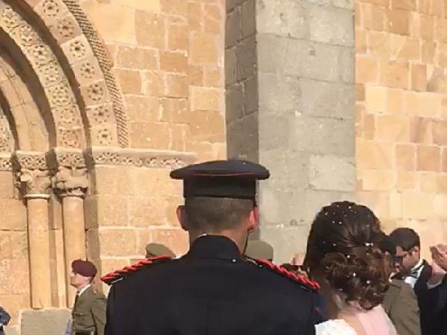 La boda de Roberto y Marina en Ávila, Ávila 28