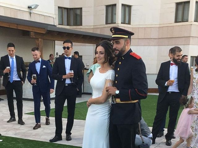 La boda de Roberto y Marina en Ávila, Ávila 30